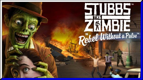 Stubbs the Zombie in Rebel Without a Pulse (PS5) Review | via PS4 BC