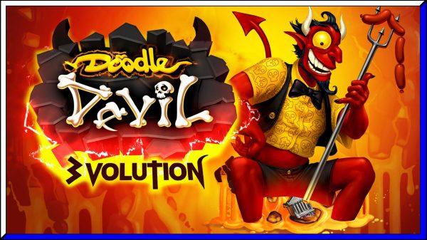 Doodle Devil: 3volution (PS5) Review | via PS4 BC