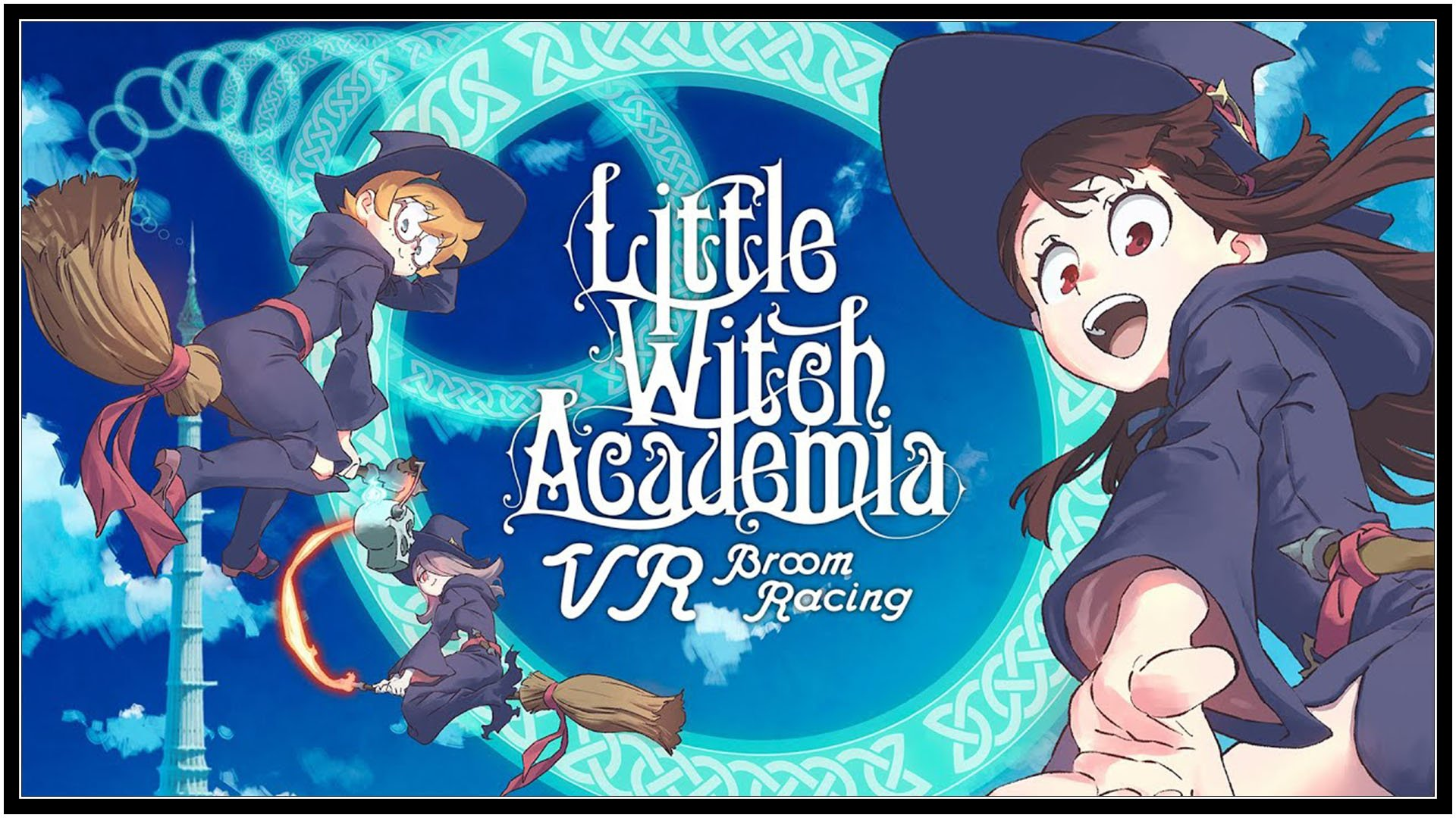 Little Witch Academia Fi3