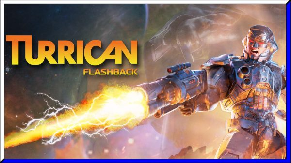 Turrican Flashback (PS5) Review | via PS4 BC