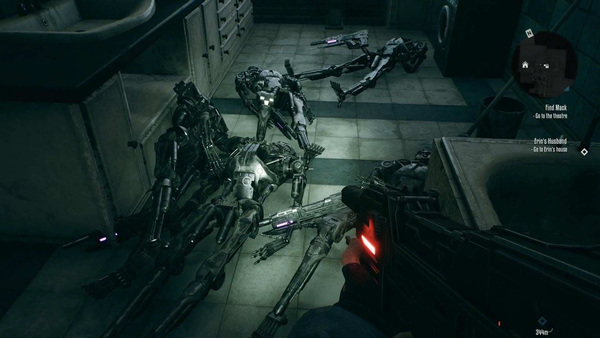 Terminator Resistance Enhanced 5+1