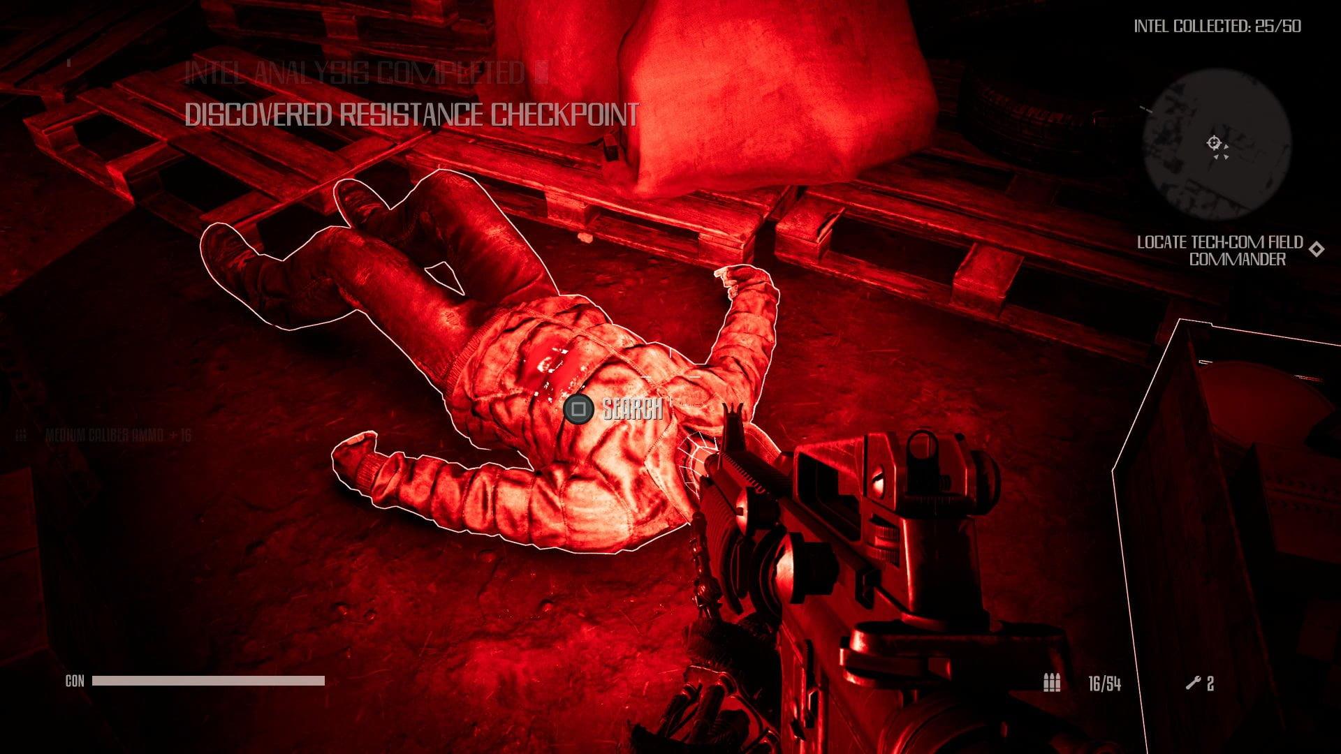 Terminator Resistance Enhanced 6+1