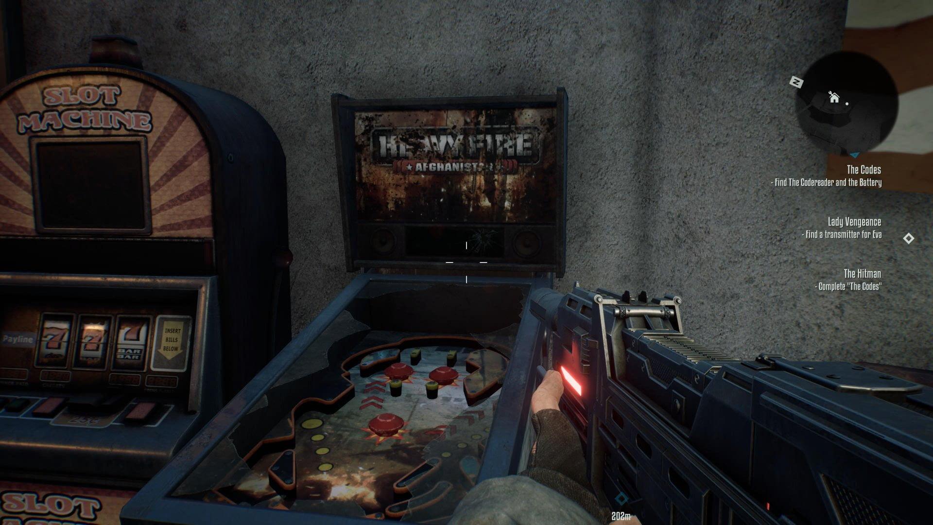 Terminator Resistance Enhanced 7+1