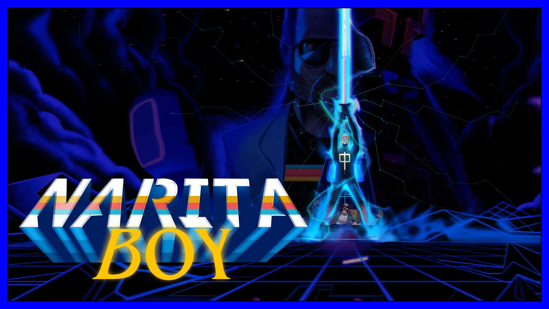 Narita Boy (PS4) Review