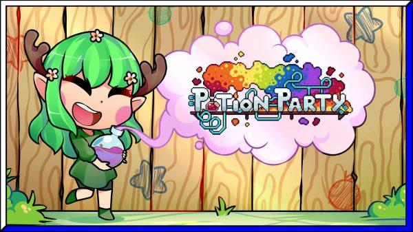 Potion Party (PS5) Review | via PS4 BC