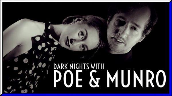 Dark Nights with Poe and Munro (PS5) Review | via PS4 BC
