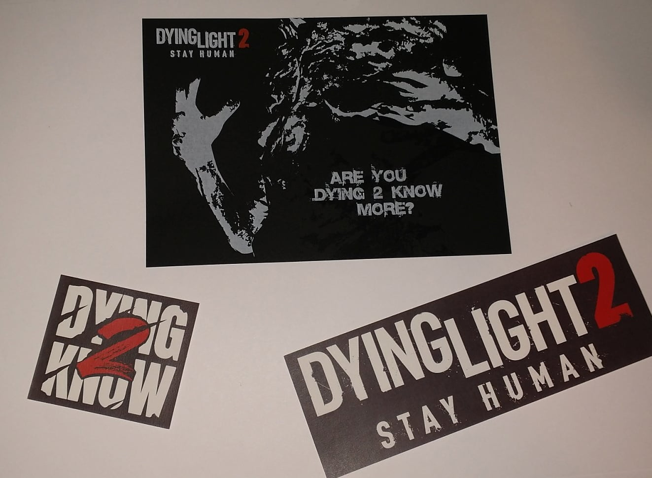 Dying Light 2 Package 1