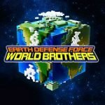 EARTH DEFENSE FORCE WORLD BROTHERS Sale