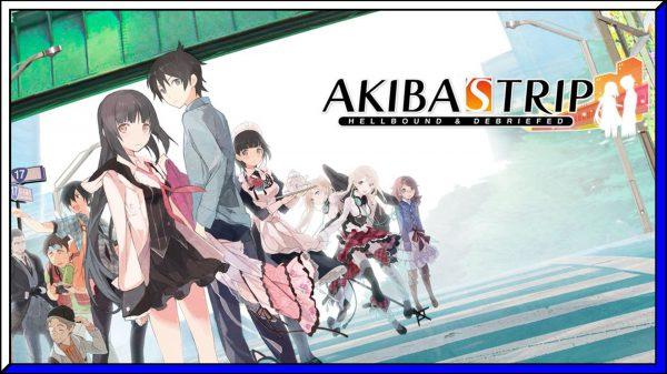AKIBA'S TRIP: Hellbound & Debriefed (PS5) Review | via PS4 BC