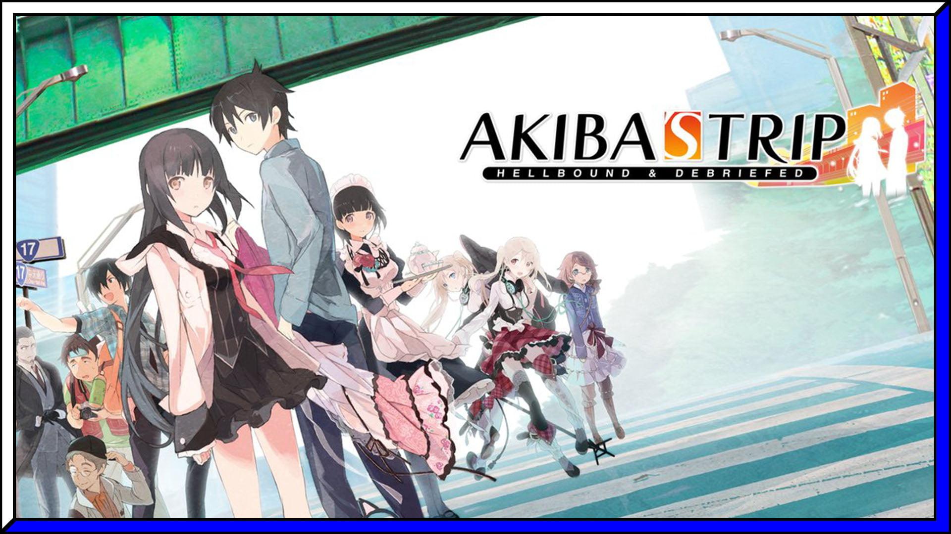 AKIBA'S TRIP Hellbound Debriefed Fi3
