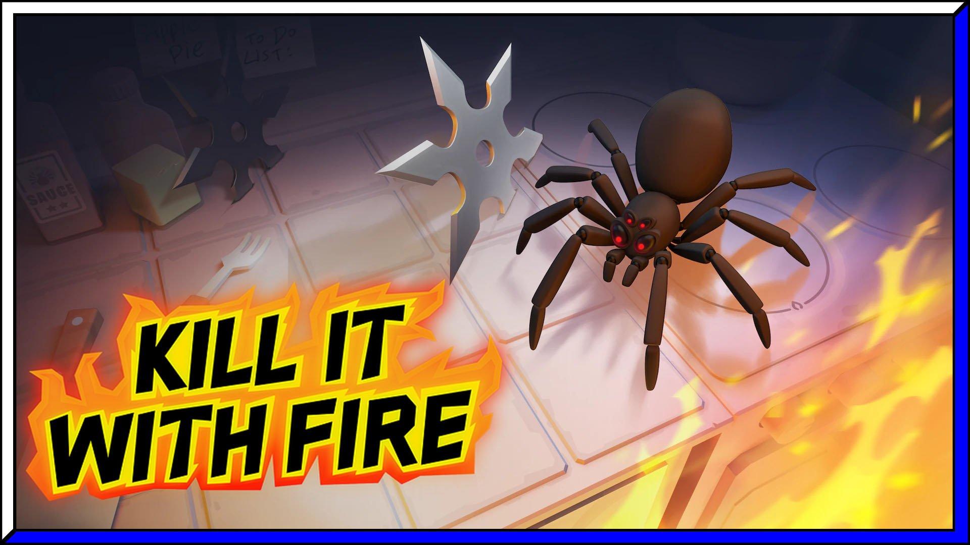 Kill It With Fire Fi3