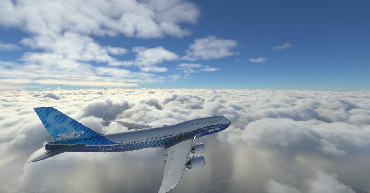 Microsoft Flight Simulator 3+1