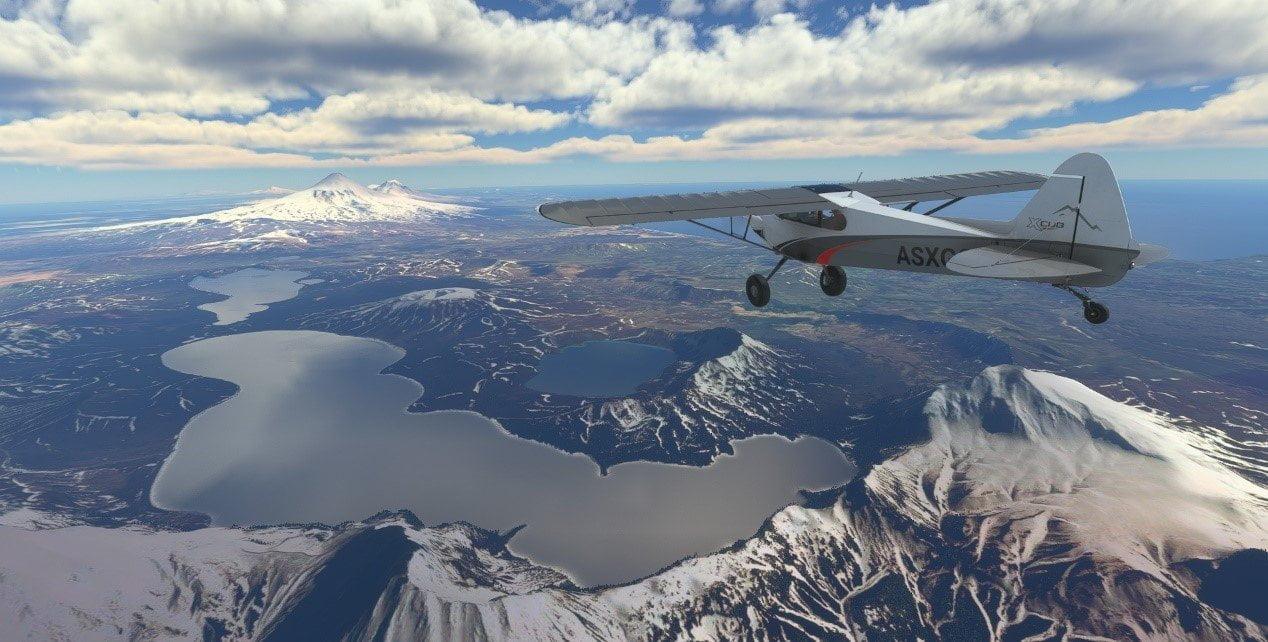 Microsoft Flight Simulator 6+1