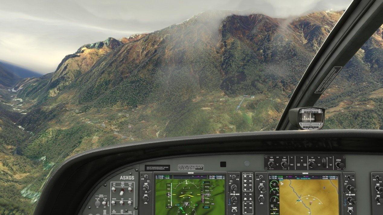 Microsoft Flight Simulator 7+1