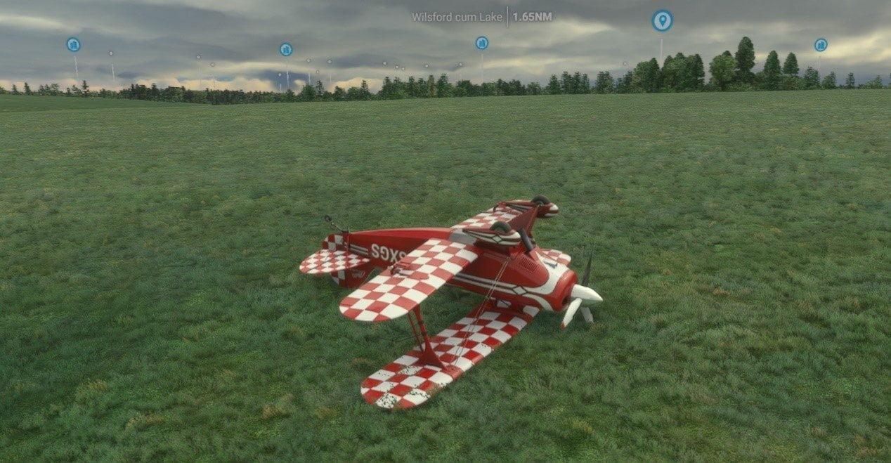 Microsoft Flight Simulator 8+1