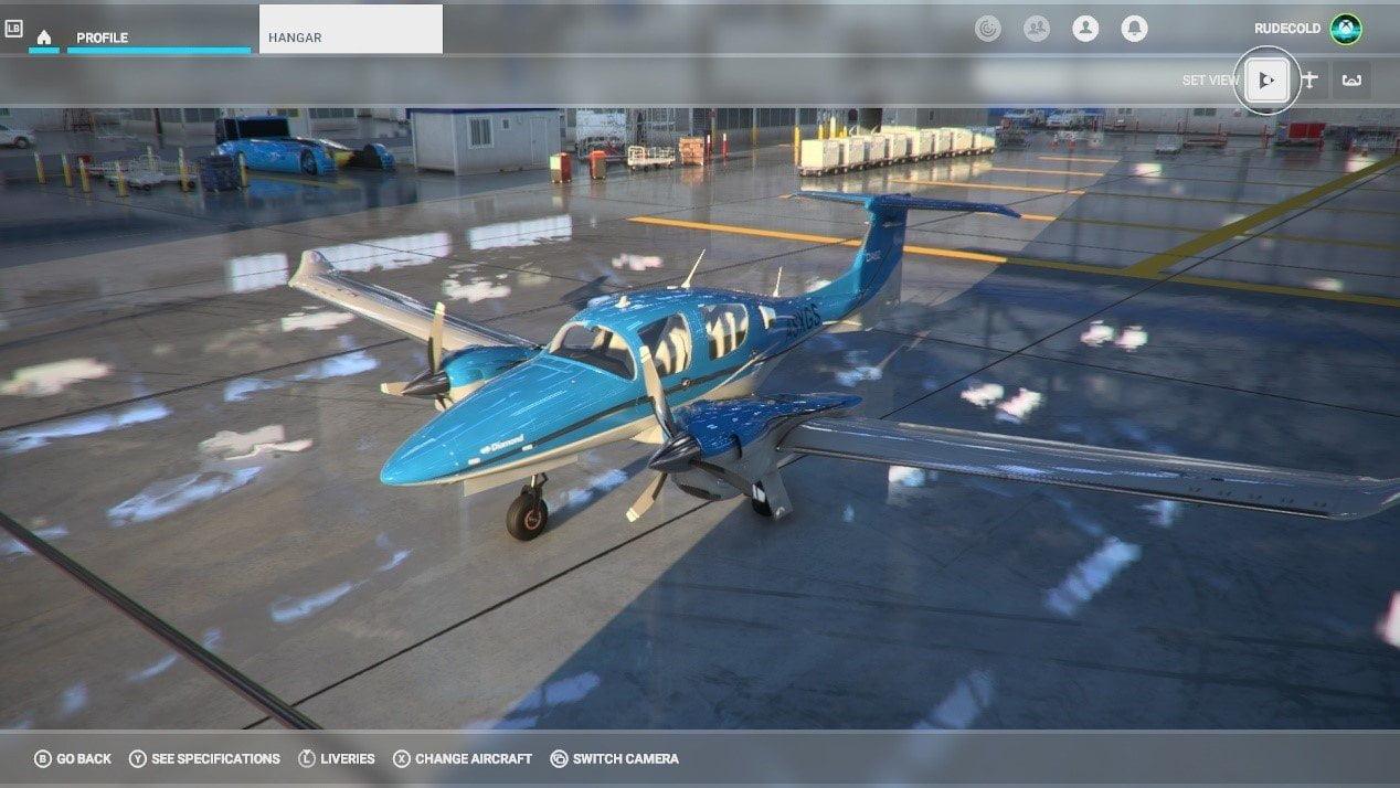 Microsoft Flight Simulator 9+1