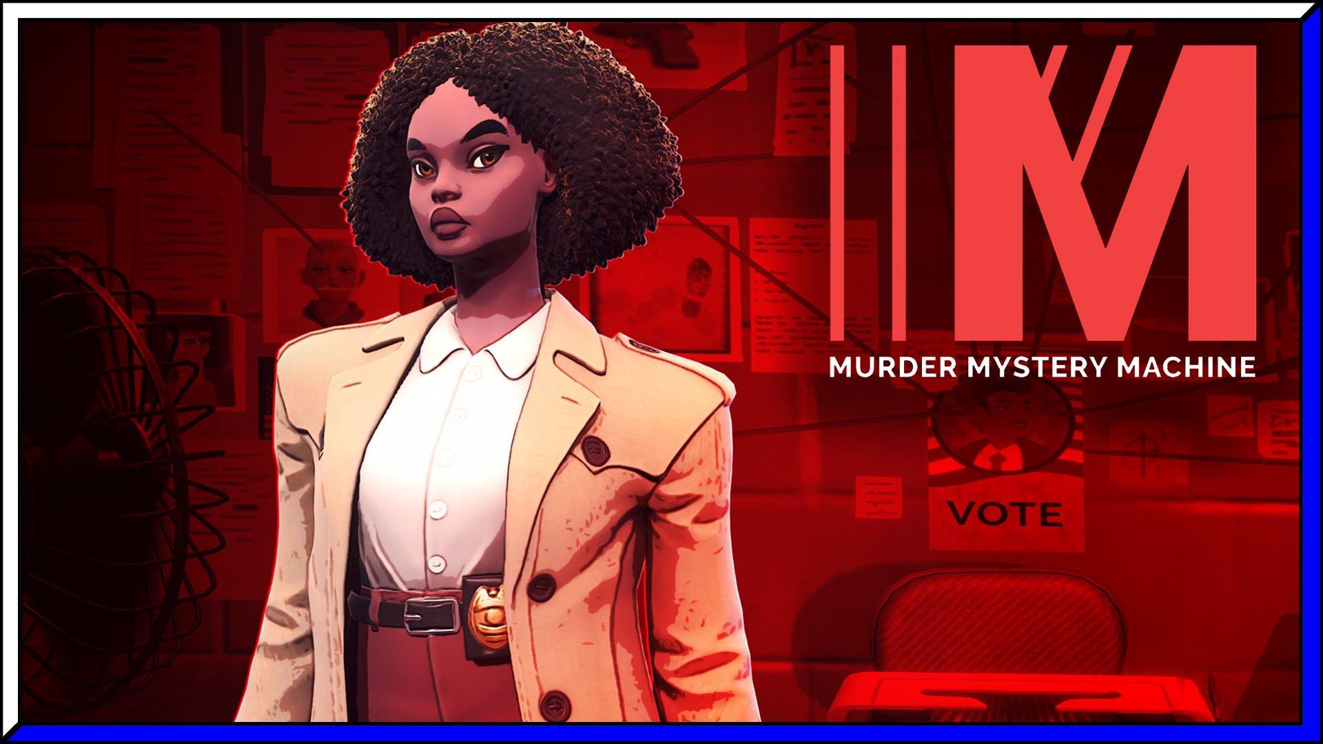 Murder Mystery Machine Fi3