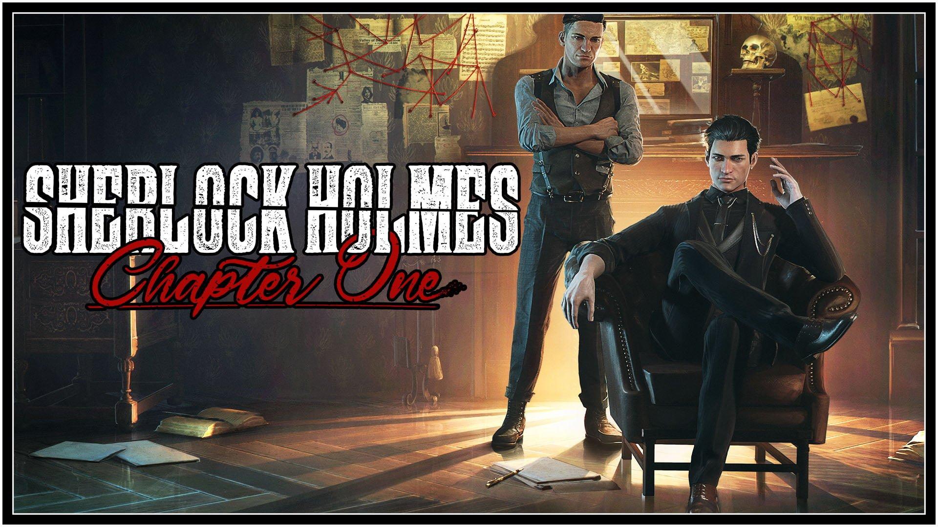 Sherlock Homes Chapter One Fi3